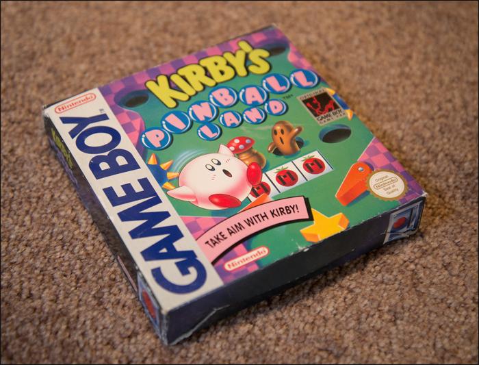 Kirby's-Pinball-Land