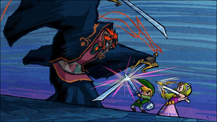 The-Wind-Waker-Ganon-Fight-2