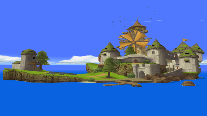 The-Wind-Waker-Outset-Island