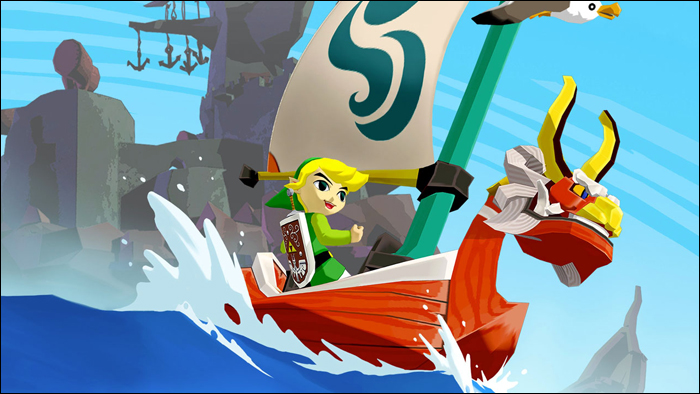 The-Wind-Waker-Sailing