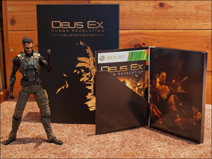 Deus-Ex-Human-Revolution-Collector's-Edition-Contents