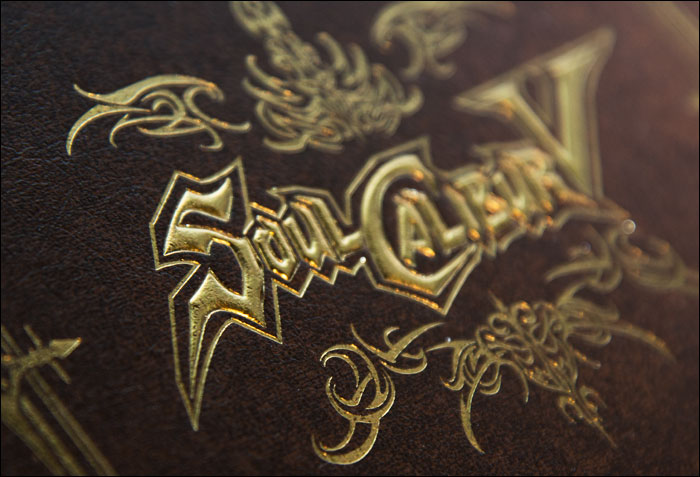 Soul-Calibur-V-Collector's-Edition-Book-Logo