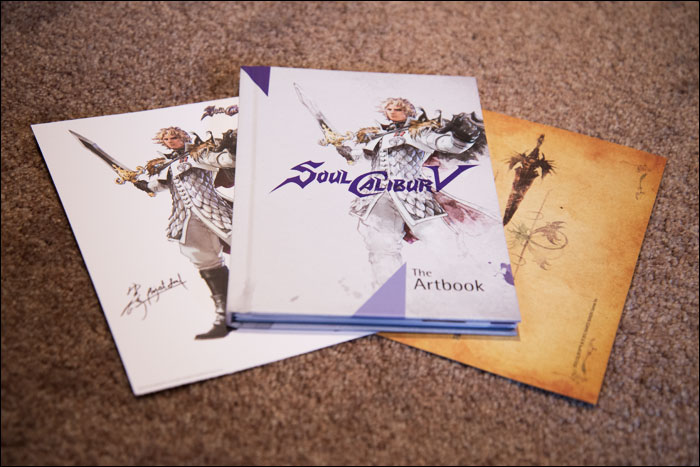Soul-Calibur-V-Collector's-Edition-Extras