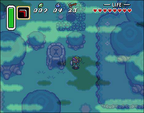 Zelda-A-Link-to-the-Past-Woods
