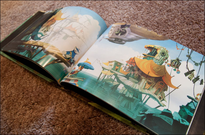 Rayman-Origins-Collector's-Edition-Art-Book-Level