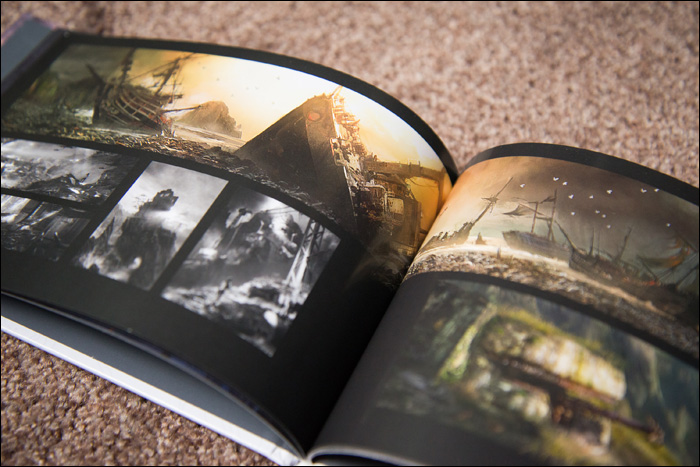 Tomb-Raider-Collector's-Edition-Art-Book-Page-2