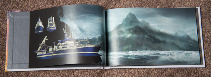 Tomb-Raider-Collector's-Edition-Art-Book-Page-3