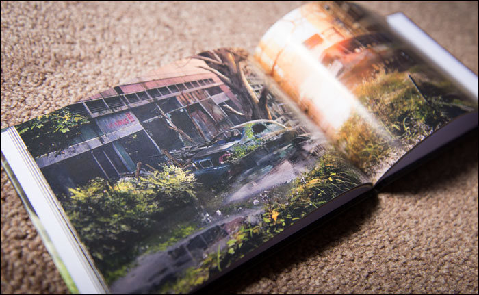 The-Last-of-Us-Joel-Edition-Art-Book-Car