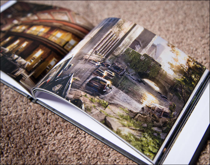 The-Last-of-Us-Joel-Edition-Art-Book-Street