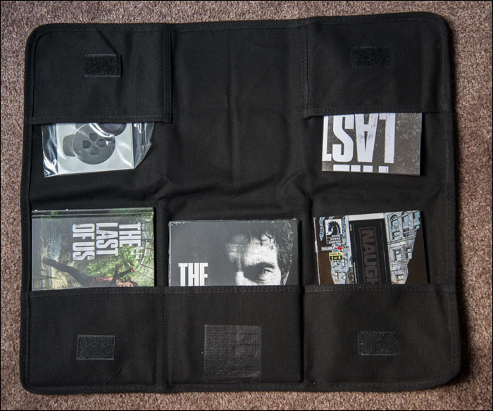 The-Last-of-Us-Joel-Edition-Contents