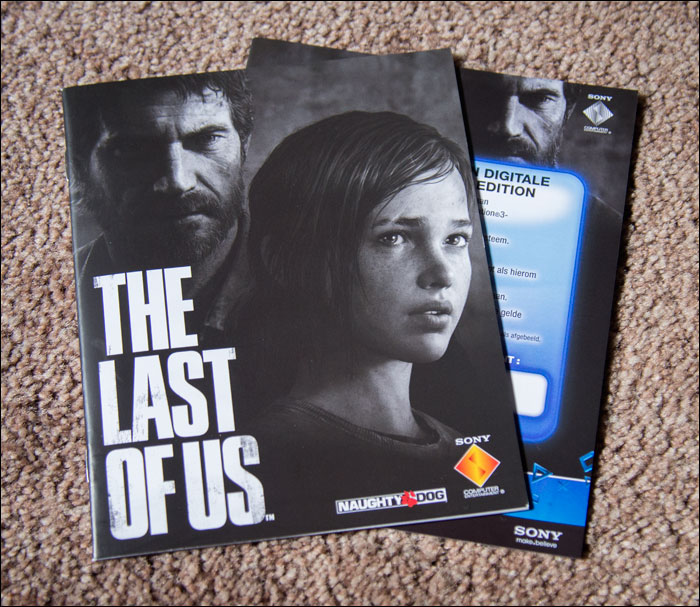 The-Last-of-Us-Joel-Edition-Manual