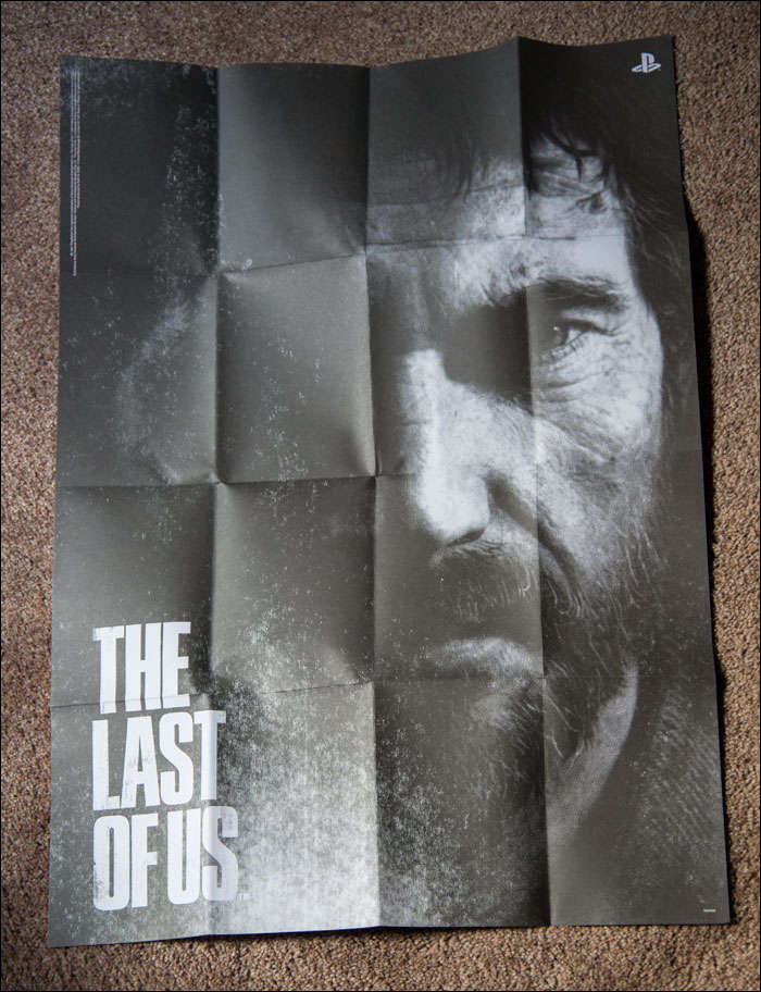 The-Last-of-Us-Joel-Edition-Poster