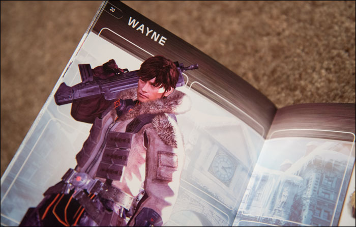 Lost-Planet-Collector's-Edition-Art-Book-Wayne