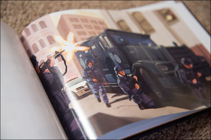Grand-Theft-Auto-IV-CE-Art-Book-Shoot-out