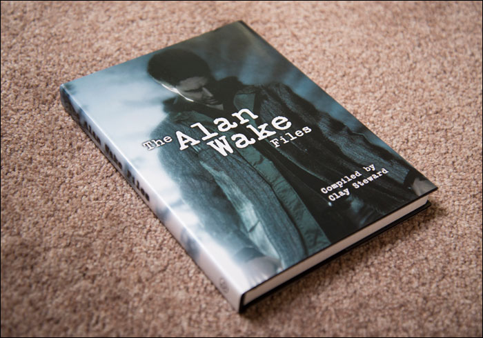 Alan-Wake-Collector's-Edition-Book