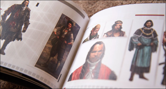 Assassins-Creed-II-Black-Edition-Artbook-Characters