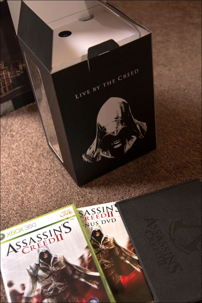 Assassins-Creed-II-Black-Edition-Contents
