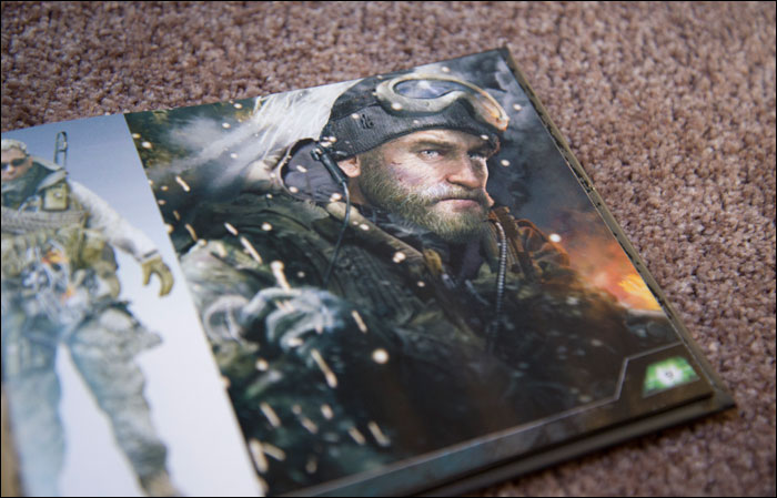 Call-Of-Duty-Modern-Warfare-2-Hardened-Edition-Artbook-Captain-Price