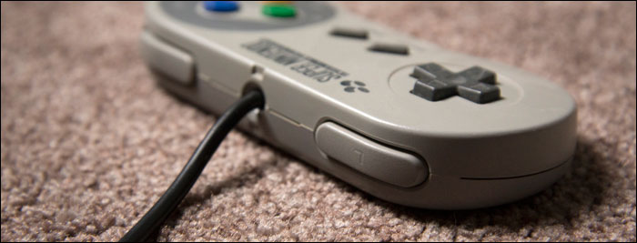SNES-Shoulder-Buttons