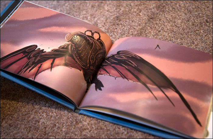 BioShock-Infinite-Premium-Edition-Art-Book-Songbird