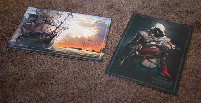 Assassin's-Creed-IV-Black-Flag-Buccaneer-Edition-Lithographs