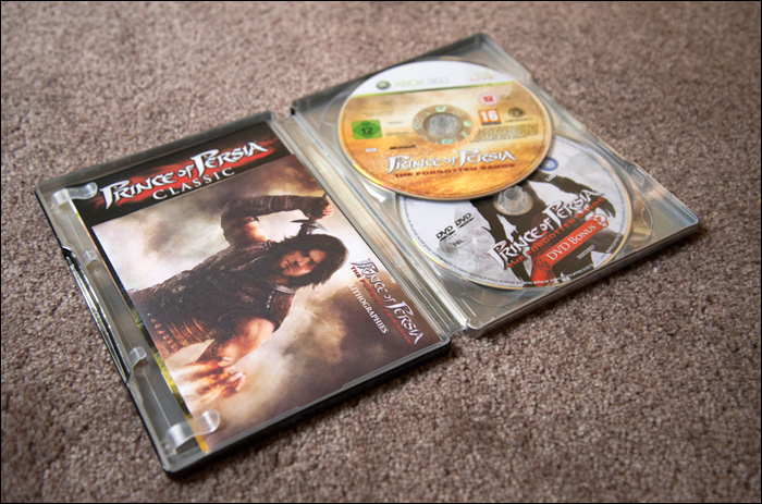 Prince-of-Persia-The-Forgotten-Sands-Collectors-Edition-Contents