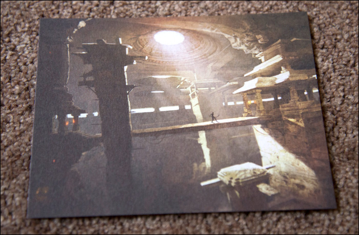 Prince-of-Persia-The-Forgotten-Sands-Collectors-Edition-Lithograph-2