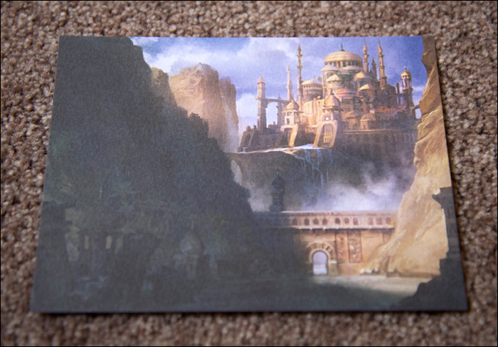 Prince-of-Persia-The-Forgotten-Sands-Collectors-Edition-Lithograph-3