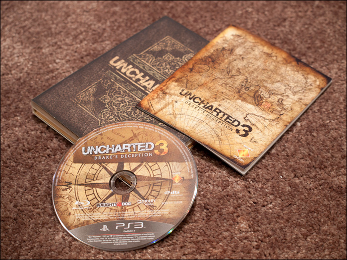 Uncharted-3-Explorer-Edition-Special-Edition-Contents