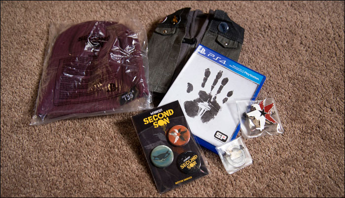 Infamous-Second-Son-CE-Contents