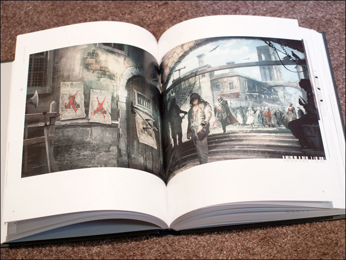 Assassin's-Creed-Revelations-Animus-Edition-Artbook-City