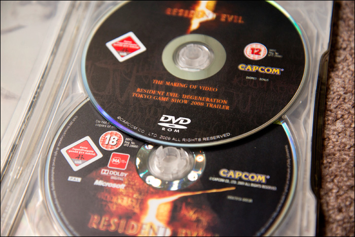 Resident-Evil-5-Collector's-Edition-Discs