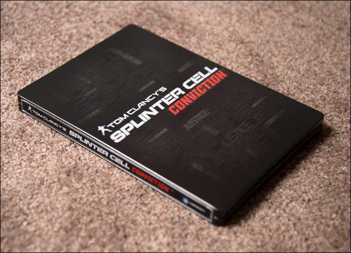 Splinter-Cell-Conviction-Collector's-Edition-Steelbook