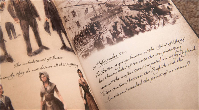 Assassin's-Creed-III-Freedom-Edition-George-Washington's-Notebook-Pages-2