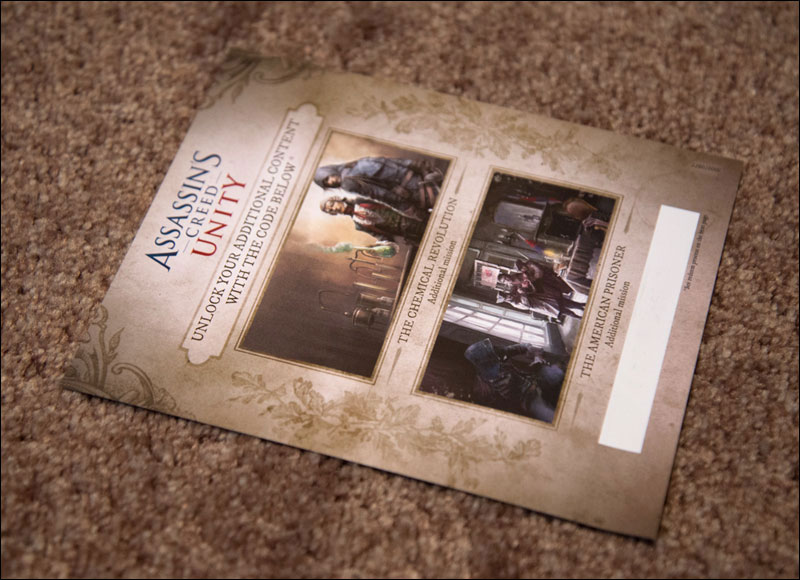 Assassin's-Creed-Unity-DLC-Voucher-No-Code