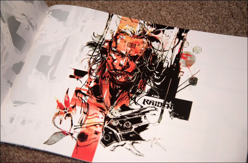 Metal-Gear-Rising-Revengeance-Premium-Package-Artbook-Shinkawa-Raiden