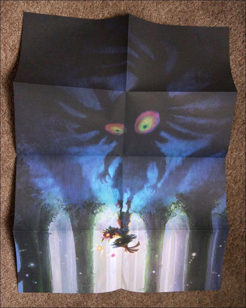 Majora's-Mask-3D-Special-Edition-Poster-Skull-Kid