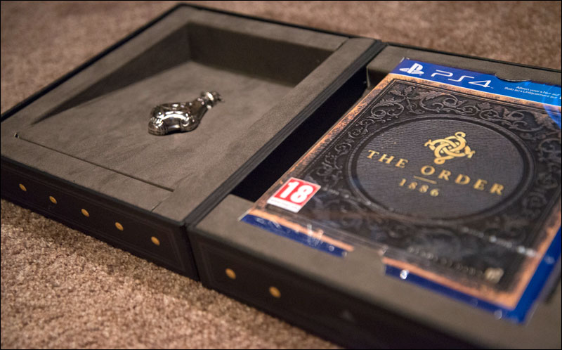 The-Order-1886-Blackwater-Edition-Box-Open