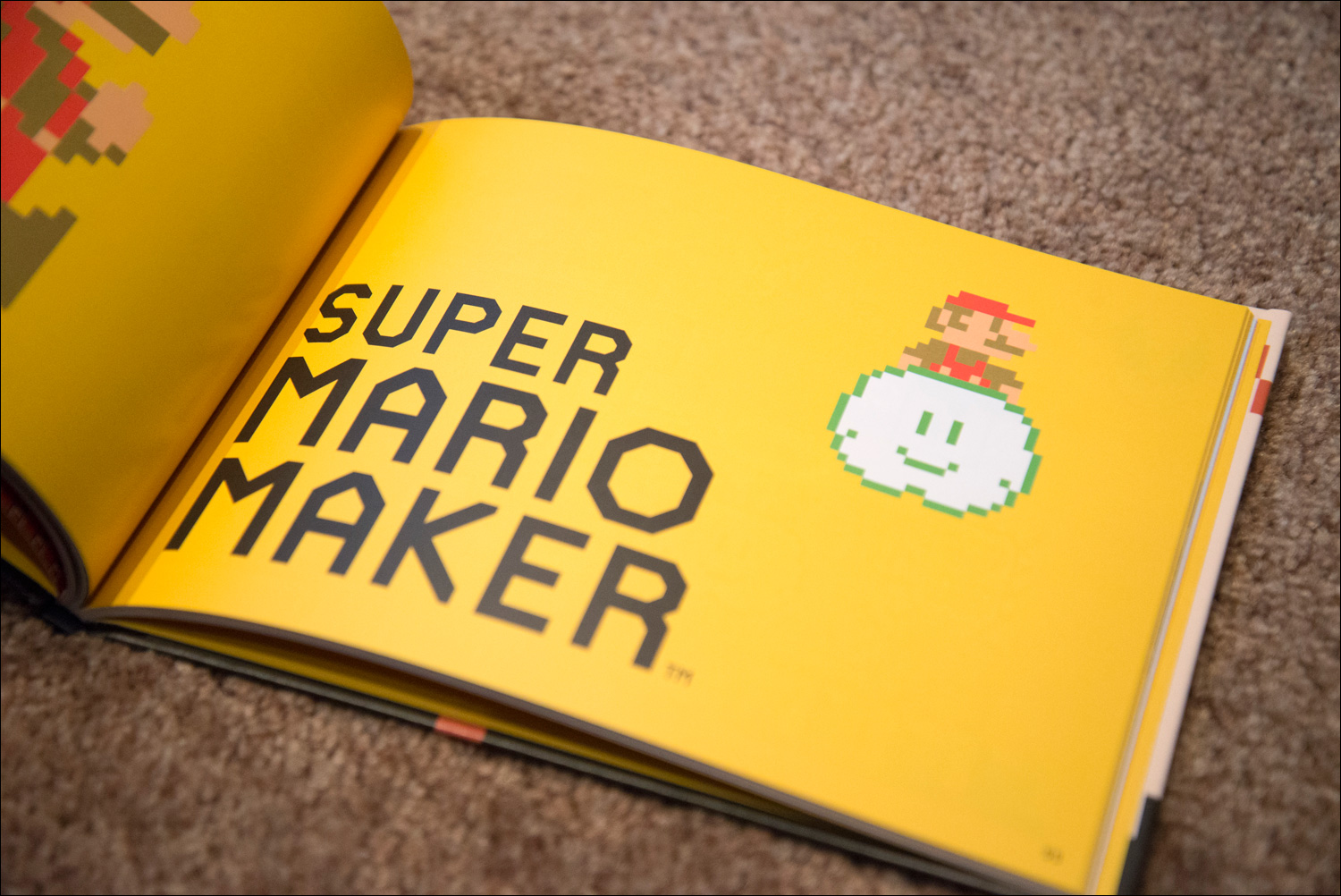 Super-Mario-Maker-Amiibo-Bundle-Artbook-Title