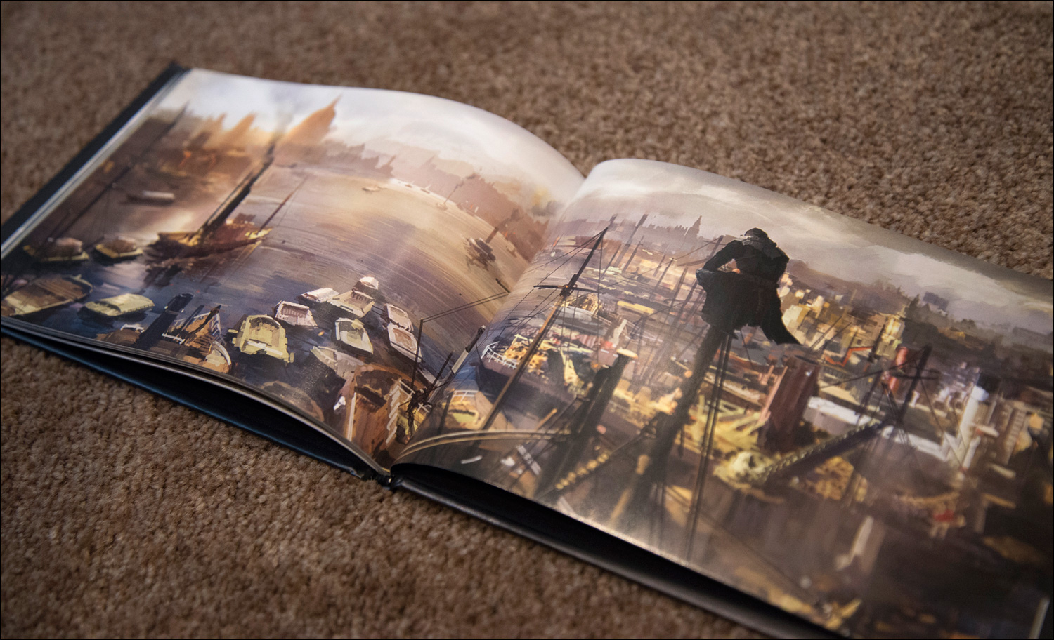 Assassins-Creed-Syndicate-Rooks-Edition-Artbook-Docks