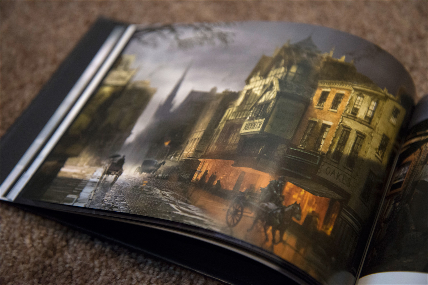 Assassins-Creed-Syndicate-Rooks-Edition-Artbook-Street