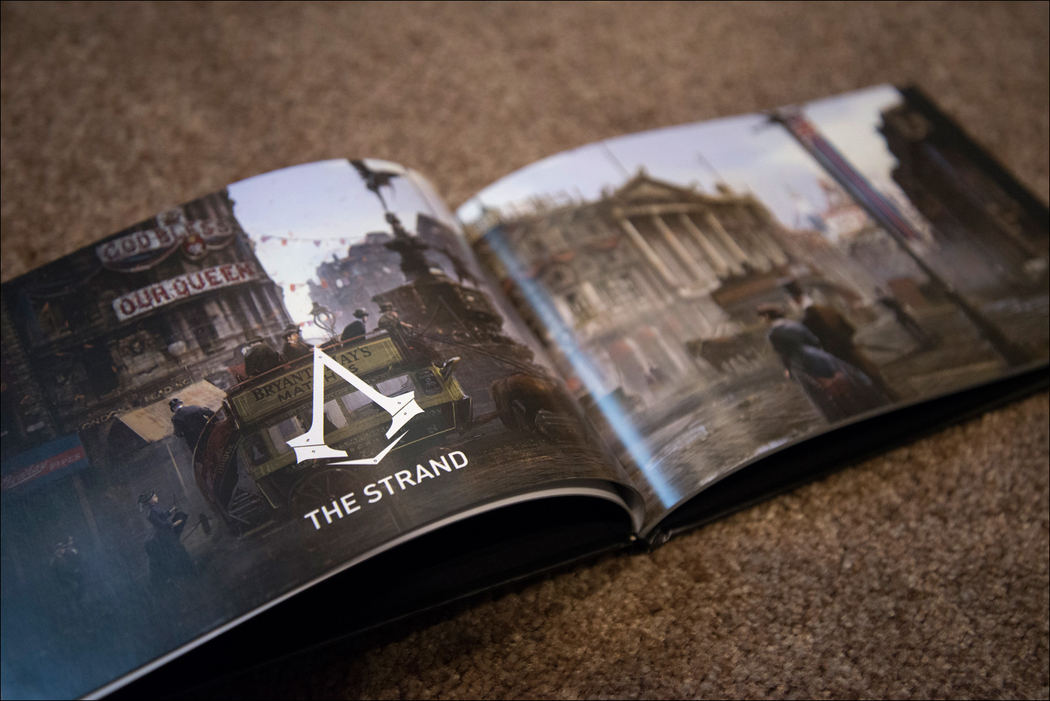Assassins-Creed-Syndicate-Rooks-Edition-Artbook-The-Strand