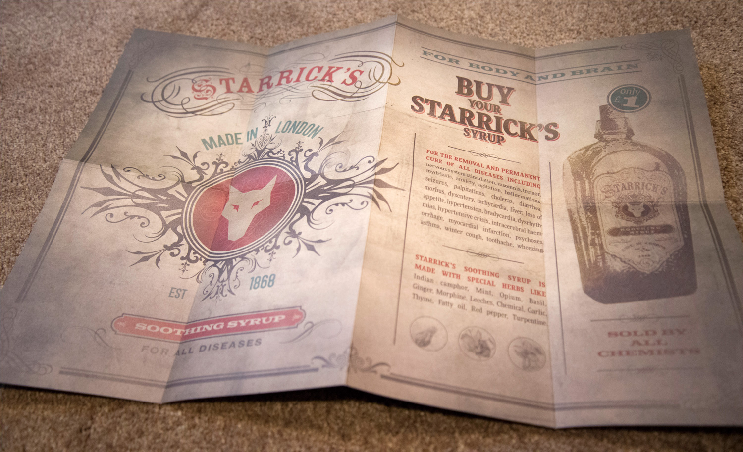 Assassins-Creed-Syndicate-Rooks-Edition-Map-of-London-Starricks-Syrup