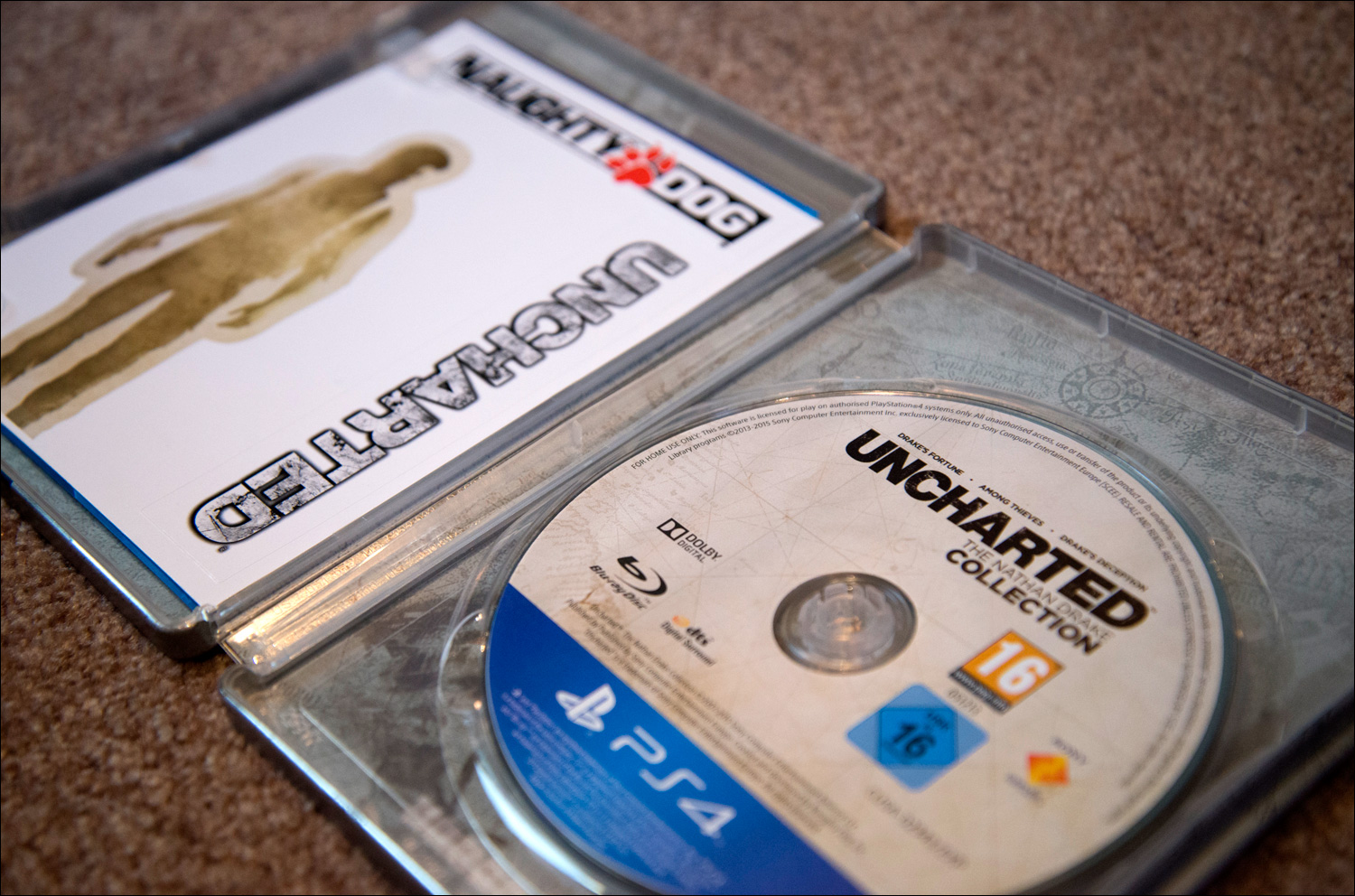 Uncharted-The-Nathan-Drake-Collection-Special-Edition-Steelbook-Contents