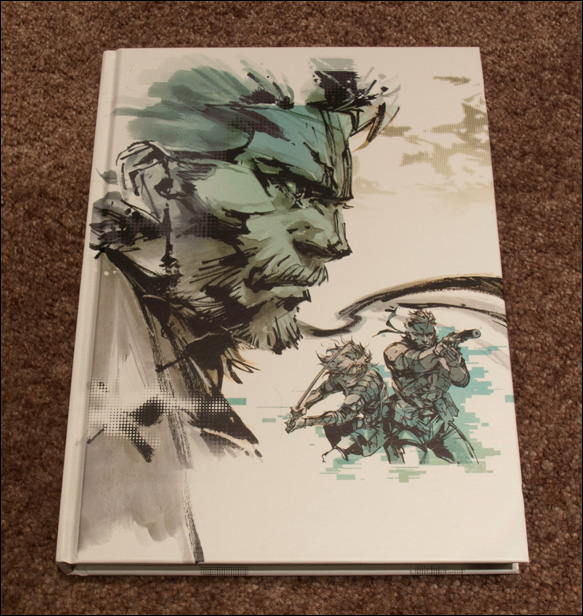 MGS-HD-Collection-Artbook-Front