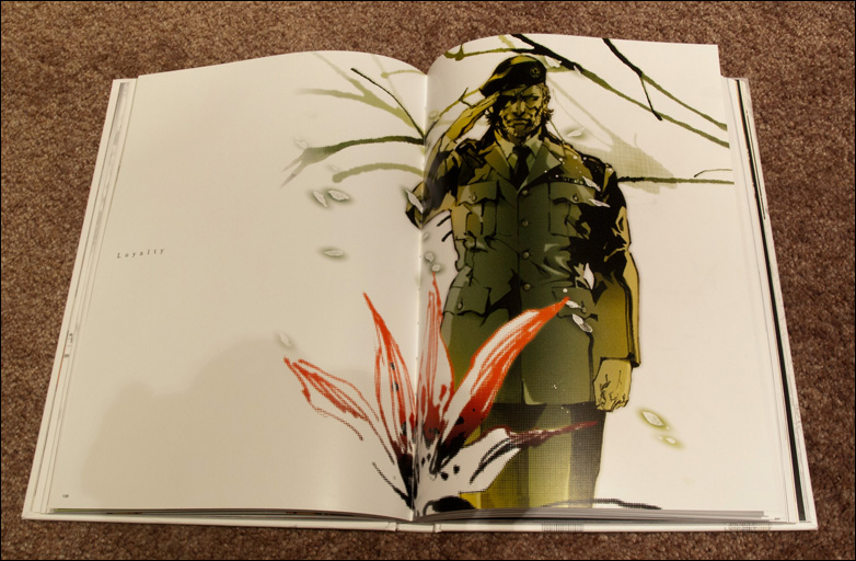 MGS-HD-Collection-Artbook-MGS3-Big-Boss-Page