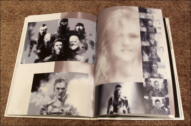 MGS-HD-Collection-Artbook-MGS3-The-Boss-Page