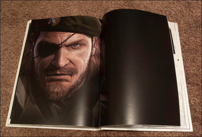 MGS-HD-Collection-Artbook-Peace-Walker-Page-2