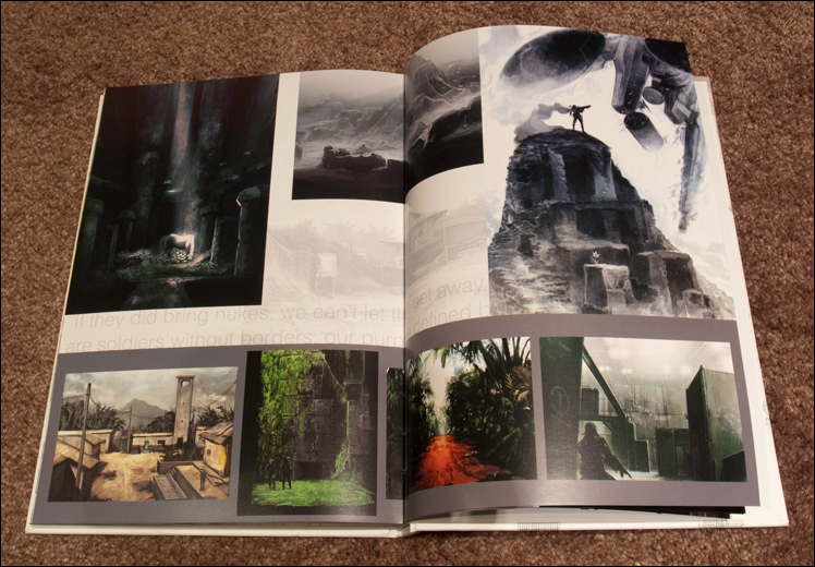 MGS-HD-Collection-Artbook-Peace-Walker-Page