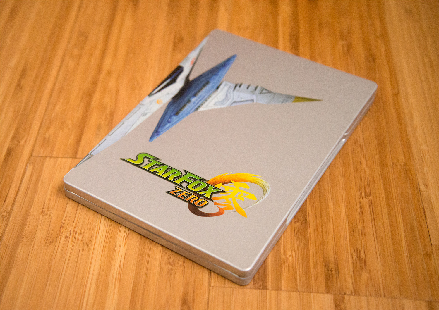 Star-Fox-Zero-First-Print-Edition-Steelbook-Front